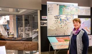 Vergeten zeemansgeschiedenis in IJmuider Zee- en Havenmuseum: 'We kregen een kwast en grijze verf, moesten het schip inclusief patrijspoorten schilderen. Zo werd het opeens een oorlogsschip'