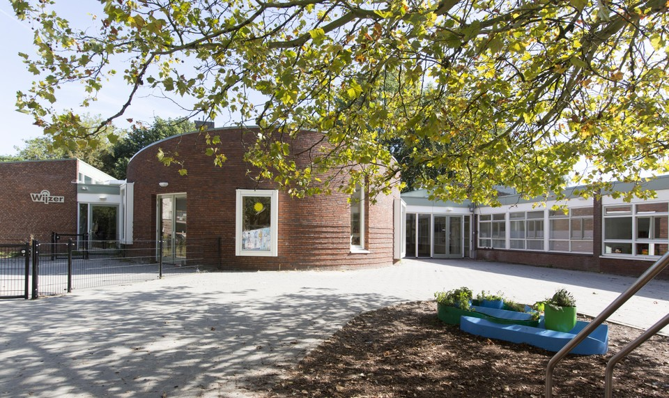 Basisschool De Wijzer, BOP Architecten.