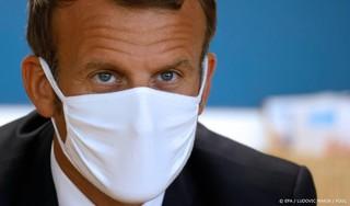 Macron: het is duidelijk dat Loekasjenko moet opstappen