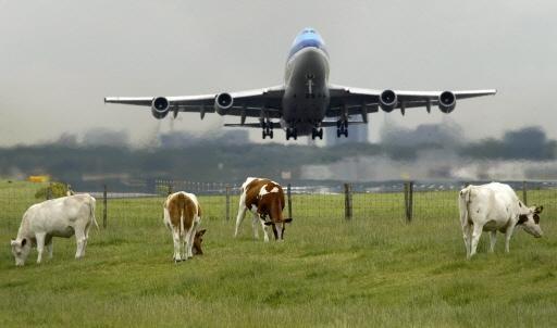 Schiphol neemt extra maatregelen tegen stikstofuitstoot
