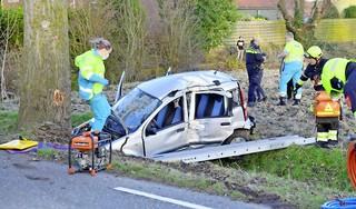 Drie gewonden bij ongeval in Nieuw-Vennep; traumateam met spoed ter plaatse