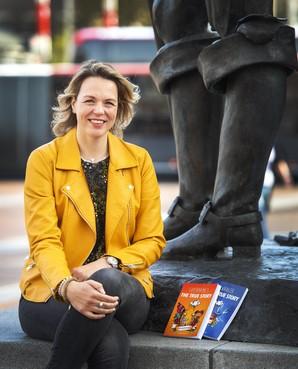 Nieuw boek Charlotte Beumer: 'Supermama's, the true story'