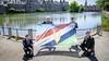 Het veteranenperkje komt definitief bij het gemeentehuis van Heemskerk. 'De offertes zijn al de deur uit', aldus initiatiefnemer Freek Koster