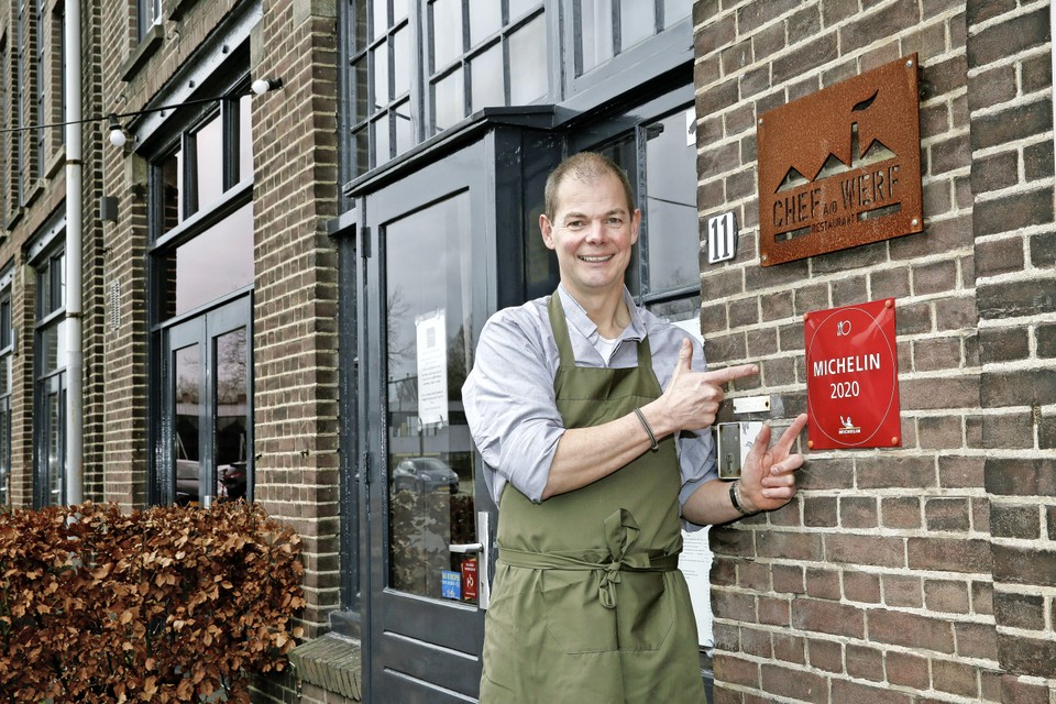 """Charly de Wijs: ,,Een Bibs Gourmand was met dit restaurant echt mijn ambitie."""""""