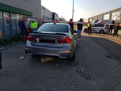 Drie gewonden door stunten van Badhoevedorper, half jaar cel geëist tegen 39-jarige automobilist