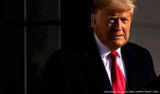 Trump gelast openbaarmaking documenten Rusland-onderzoek