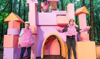 Theater: De drie biggetjes krijgen een nieuw jasje