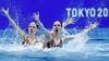 Hoofddorpse zwemsters De Brouwer in Tokio naar finale bij duetten