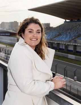 Enthousiaste Zandvoortse wethouder Ellen Verheij: 'Formule 1 doet wat met mensen'