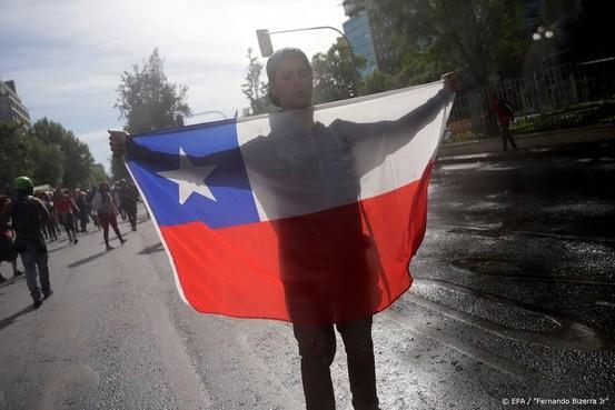 Regering Chili belooft nieuwe grondwet
