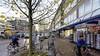 Overlast hangjongeren laait weer op rond Europaplein in Heemskerk. Winkels eerder dicht, beveiliger bij Deen