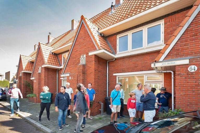 Haarlem blijft monumentaal van Drosteflik tot Broodhuisje