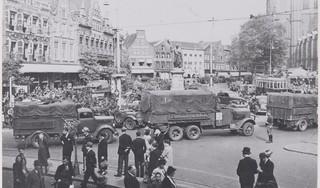 'De Duitsers arresteerden mijn vader. Mijn broers en zusjes stonden om moeder heen. Die zei: kinderen, jullie vader komt nooit meer terug'
