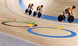 Teamsprinters gaan met Britten strijden om gouden plak