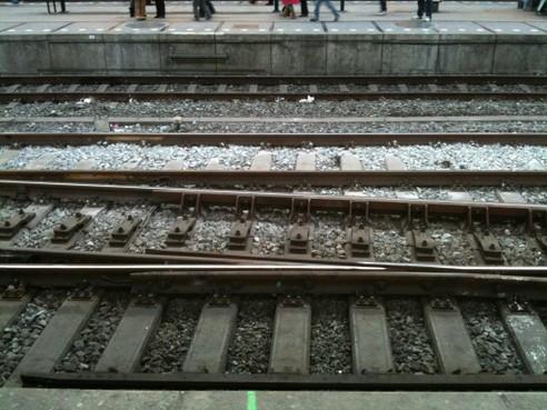 Treinverkeer Hoofddorp - Leiden tot ver in de avond gestremd
