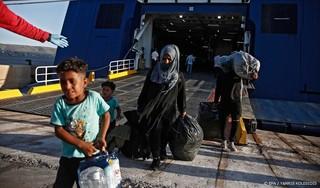 Eerste 1000 vluchtelingen uit Griekse kampen elders in Europa