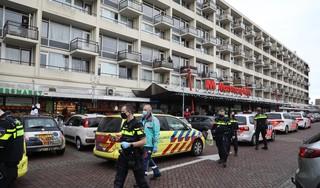 Vrouw gewond bij steekpartij in winkelcentrum in Haarlem, politie houdt verdachte aan