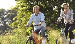 Hollen en stilstaan bij Stella fietsen