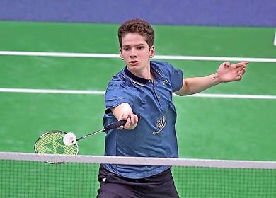 Duinwijck kan zich niet versterken met Nederlandse badmintonners en weet dat Ties van der Lecq mogelijk van Duitse club niet ook in Haarlem mag spelen