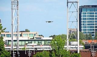Eigen vliegveld voor drones