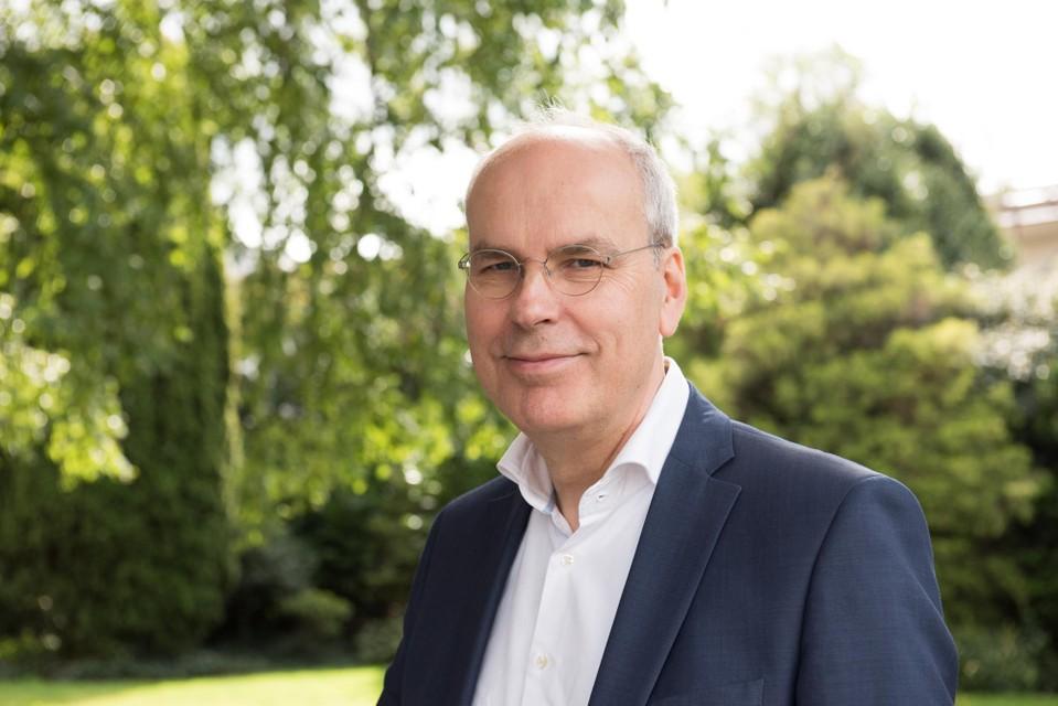 Jan Overtoom, regiomanager Bouwend Nederland.