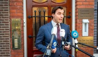 Baudet positief over bindend referendum over zijn leiderschap