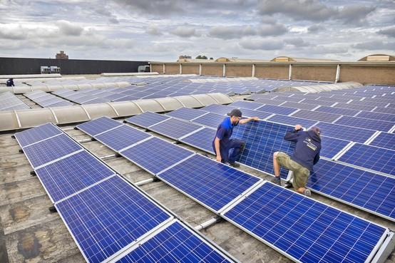 Haarlem wil 600.000 zonnepanelen in tien jaar