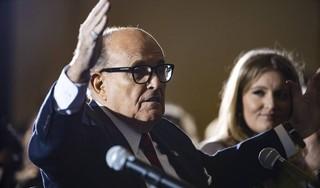 Giuliani vanwege leugens geen advocaat meer in New York