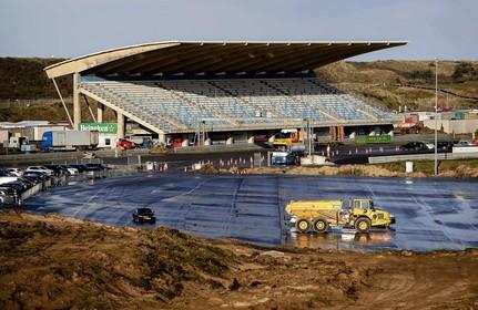 Circuit Zandvoort nu met de borst vooruit na alle gedoe over de natuur en de - gewonnen - rechtszaken