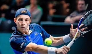 Tennisser Griekspoor uit Nieuw-Vennep laat drie matchpoints onbenut
