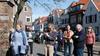 Mini-Matthäus schalt uit de ramen van Naarden-Vesting: 'Mensen willen zich graag verbinden. Dat doe je met de Matthäus' [video]