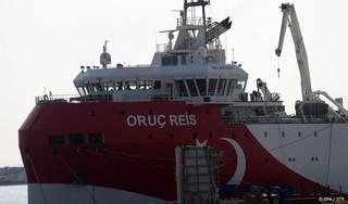 Turkije beëindigt omstreden onderzoeksmissie in Middellandse Zee