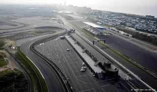 Zandvoort gaat gewoon door met voorbereidingen Grand Prix