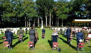 'Intense stilte' bij Airborne Herdenking in Oosterbeek
