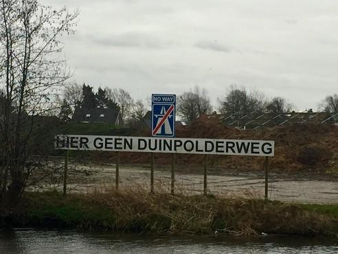 Ruime meerderheid in Noord-Hollandse Staten voor stoppen met Duinpolderweg