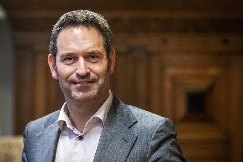CDA-wethouder Michel Rog (Financiën, Sport en Openbare Ruimte).