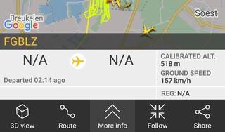'Lawaaipiloot' in Cessna Turbo al veel vaker gezien boven het Gooi, 'fascinerend en tegelijk irritant', fotovluchten voor Google Maps