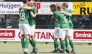 Speler van de Week: Nieuwkomer Nigel van Zelst is nu al de grote goalgetter van Eemdijk