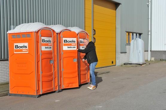 Personeel van bedrijven aan Beverwijkse Beveland en Schieland kan niet naar toilet
