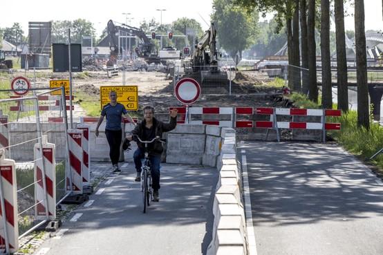 Hoofddorps kruispunt Hoofdweg en Bennebroekerweg tot december dicht