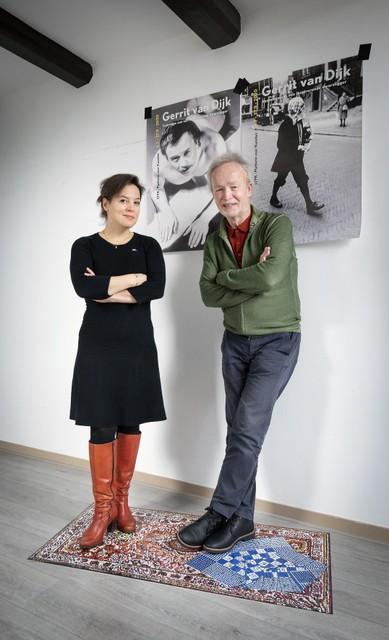 Emma Westermann en Jacques Overtoom.