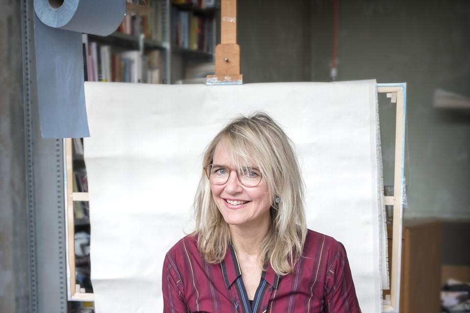 Marlies Visser: ,,Ik word, denk ik, gedreven door nieuwsgierigheid''.