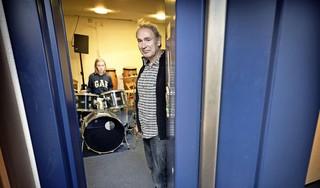 Zonder subsidie valt binnenkort het doek voor de Wereldmuziekschool; 'De gemeente wil cultuur stimuleren in Schalkwijk. Nou, dat doen wij'