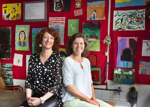 Nieuwe basisschool De Schoolwerkplaats begint in Santpoort-Noord: 'Gemiddelde kinderen bestaan niet'