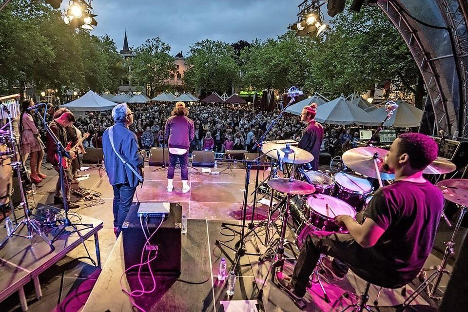 Eerdere editie van het Amersfoortse jazzfestival.