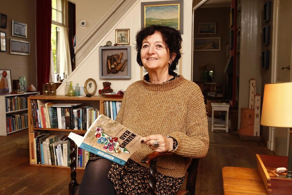 De Blaricumse Joanne Nihom is voor elf dagen in Nederland: ,,Toen ontdekte ik zelf wat media met je doet. Ook ik had een vertekend beeld