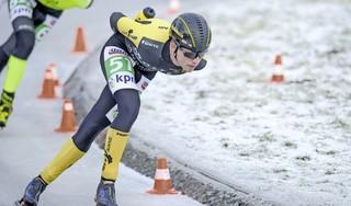Blaricummer Simon Borsen stopt op 25-jarige leeftijd met marathonschaatsen: 'De combinatie werken en schaatsen kan op dit niveau niet'