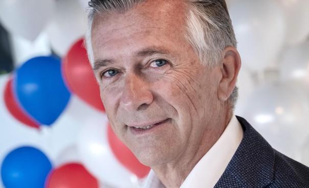 Ondernemer Jan Gerritsen krijgt onderscheiding: 'Vroeger werden wij op het stadhuis gezien als zakkenvullers'