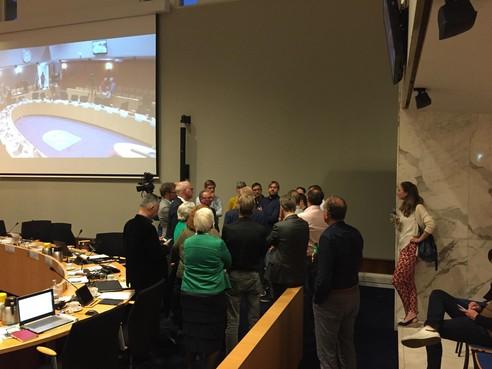 Toekomst IJmond splijt raad Velsen in tweeën: 'Moeten wij met hangende pootjes naar Beverwijk?'