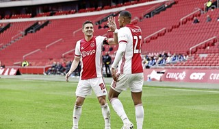 Ajax is rijker, en dus volgend jaar weer kampioen? Aanvoerder Dusan Tadic: 'Wat zei Johan Cruijff daar ook alweer over?'